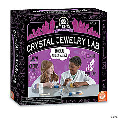 Science Academy: Crystal Jewelry Lab
