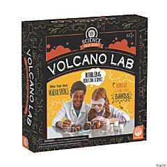 Science Academy: Volcano Lab