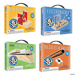 Science Discovery Kits: Set of 4