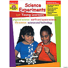 Science Experiments for Young Learners Book