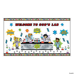 Science Lab VBS Bulletin Board Set