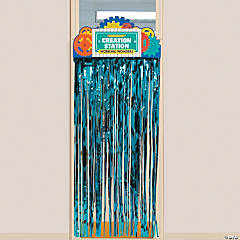 Science Lab VBS Door Curtain with Border