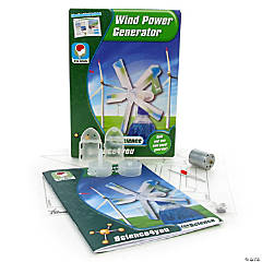 Science4You Wind Power Generator Kit