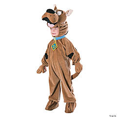 Scooby Doo Deluxe Toddler Boy's Costume