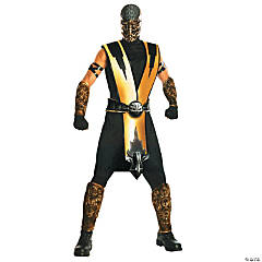 Scorpion Adult Men's Costume