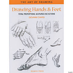 Search Press Drawing Hands & Feet