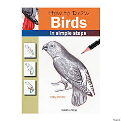Search Press How to Draw Birds