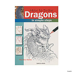 Search Press How to Draw Dragons