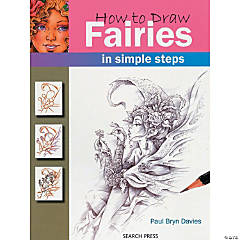 Search Press How to Draw Fairies