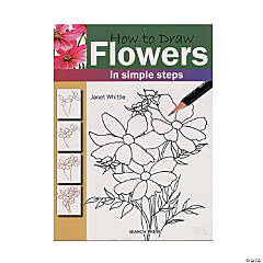 Search Press How to Draw Flowers