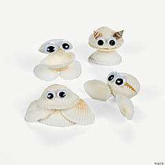 Seashell Creatures Idea