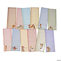 Seasonal Angel Notepads
