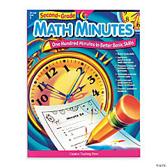 Second-Grade Math Minutes