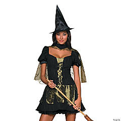 Secret Wishes Wicked Witch Costume for Women