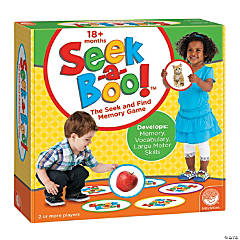 Seek-a-Boo!™ Educational Game