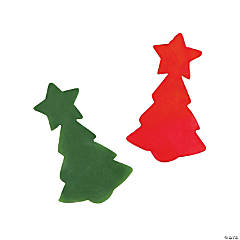 Self-Adhesive Christmas Tree Jewels