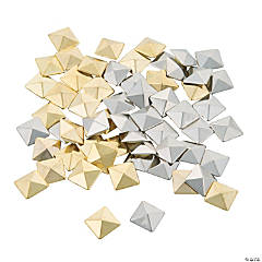 Self-Adhesive Pyramid Studs