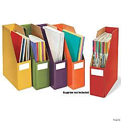 Sensational Classroom™ Storage Files, Set of 5