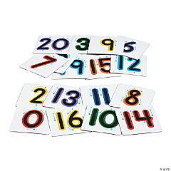 Sensory Numbers