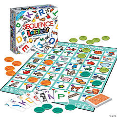 Sequence® Letters Board Game