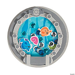 Sequin Porthole Magnet Craft Kit