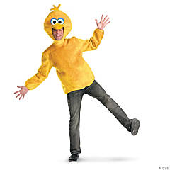 Sesame Street Big Bird Adult Men's Costume