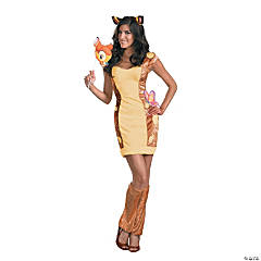 Sexy Bambi Adult Women's Costume