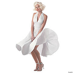 Sexy Marilyn Monroe Costume for Women