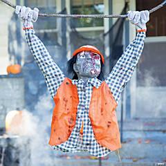 Shaking Electrician Torso