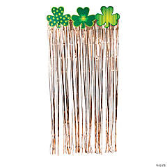 Shamrock Door Curtain