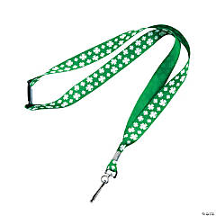 Shamrock Lanyards