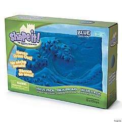 Shape It! - Blue, 5lb box