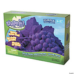 Shape It! - Purple, 5lb box
