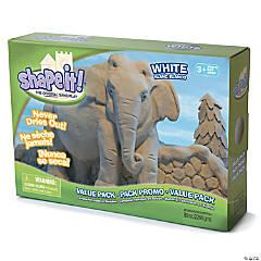 Shape It! - White, 5lb box