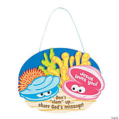 Share God's Message Craft Kit