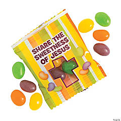 Share the Sweetness Jelly Bean Candy Fun Packs