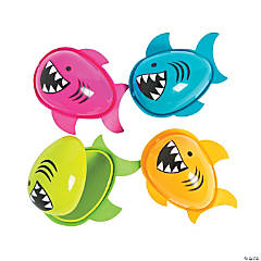 Shark Easter Eggs - 12 Pc.