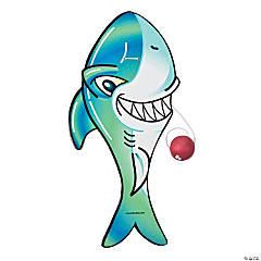 Shark Paddle Ball Games