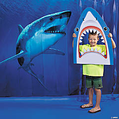 Shark Photo Booth Idea