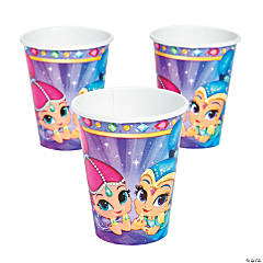 Shimmer & Shine Cups