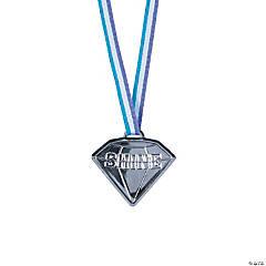 Shine Diamond-Shaped Medals