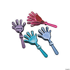 Shiny Hand Clappers