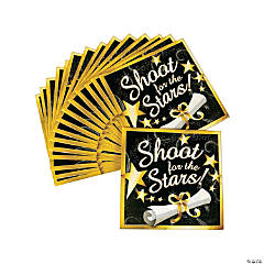 Shoot for the Stars Luncheon Napkins