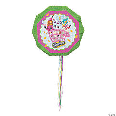Shopkins™ Drum Pull-String Piñata