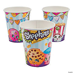 Shopkins™ Paper Cups