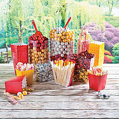 Shower Candy Buffet Idea