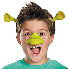 Shrek Costume Kit for Children