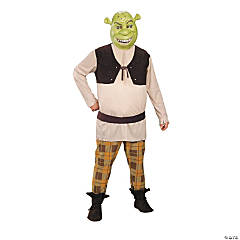 Shrek Standard Adult Men's Costume