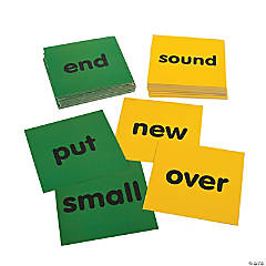 Sight Word Dice Card Set - Level 2