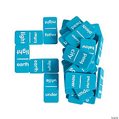 Sight Words Dominos - Level 3